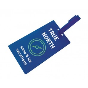 promotional shaped luggage tags SEU-HP9529