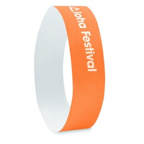 promotional sheets of ten wristbands  MOB-MO8942