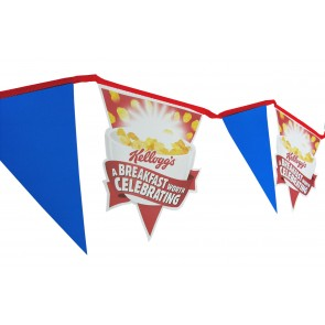 promotional showerproof bunting BLY-BUN3