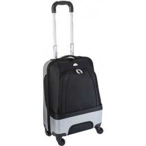 promotional silver base suitcases IME-6142