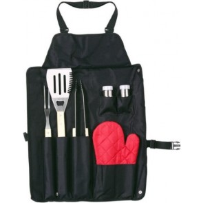 promotional six piece barbecue set  IME-2631