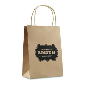 promotional small gift paper bags  MOB-MO8807