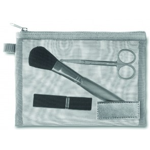 promotional small travel pouches  MOB-MO8434