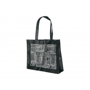 promotional extra large non woven bag with gusset PMT-UNO80