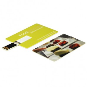 promotional space credit card usb sticks WIL-TCC-05
