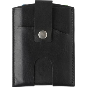 promotional split leather rfid credit cards wallets IME-8022