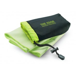 promotional sports towels in pouches MOB-KC6333