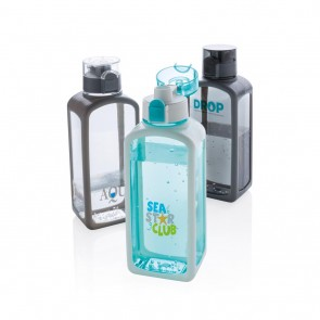 promotional squared lockable leak proof tritan water bottle XIN-P436.255