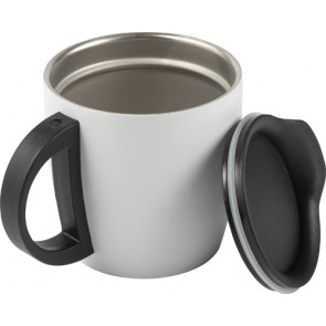 promotional stainless steel, double walled travel mugs (350ml) IME-8227