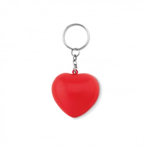promotional stress heart shape keyrings MOB-MO9210