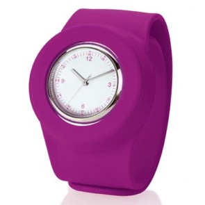 promotional silicon snap band watch PMT-USDW12