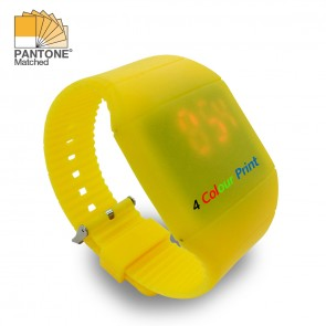 promotional silicon led watch PMT-USDW13
