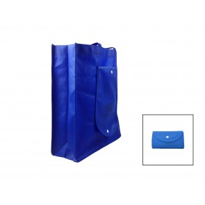 promotional non woven folding bag with gusset PMT-UNO23