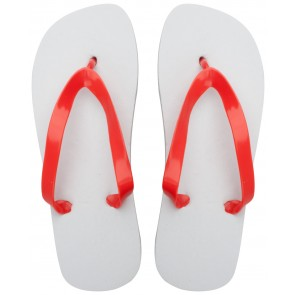 promotional sunset beach flip flops CRG-AP731522