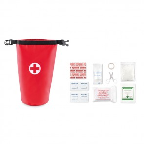 promotional superbag first aid kits MOB-MO9286
