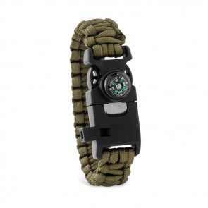promotional survival personal safety kit bracelets MOB-MO9563