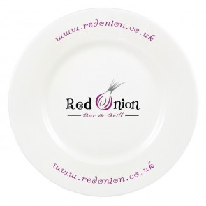 promotional sussex plates (8 inch) KER-SOS8