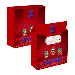promotional boxes with chewing gum IMC-C-0079