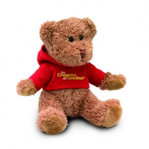 promotional teddy bears with t shirts MOB-MO7375