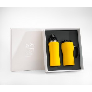 promotional thermal mug & water bottle sets REI-HB01/HD01