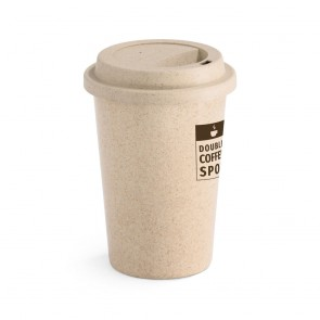 promotional tisana bamboo travel cup STR-94636