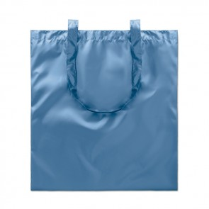 promotional tote new york metalic shopping bags MOB-MO9443