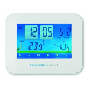promotional touch screen weather stations  MOB-MO8413