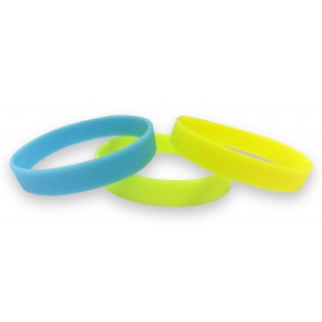promotional glow in the dark wristband   debossed PMT-USW82