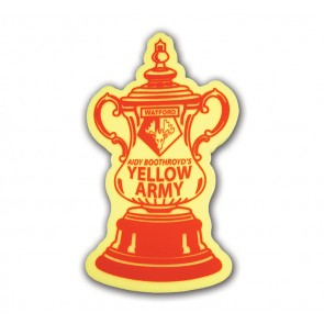 promotional trophy foam mitts IMG-TFM