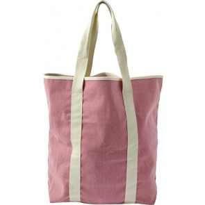 promotional twill cotton two tone beach bags IME-7956
