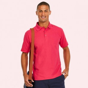 promotional uneek classic unisex polo shirts RAL-UC101