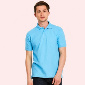 promotional uneek premium unisex polo shirts RAL-UC102