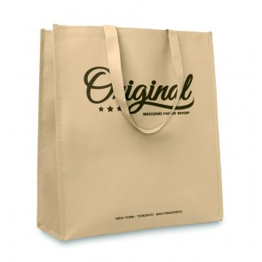 promotional vertical paper woven bags  MOB-MO8968