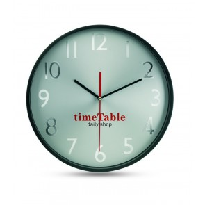 promotional rondo wall clocks MOB-MO7503