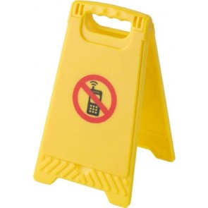promotional warning sign mirrors IME-7474