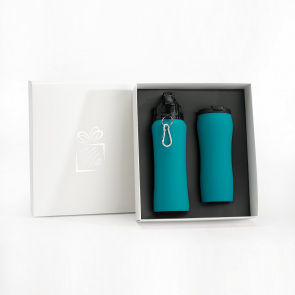 promotional water bottle & thermal mug sets REI-HB02/HD02