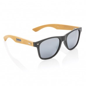 promotional wheat straw and bamboo sunglasses XIN-P453.927