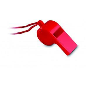promotional whistles with security necklace  MOB-MO7168