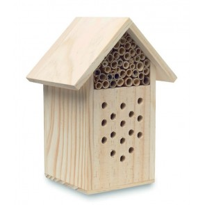 promotional wooden insect hotels  MOB-MO9012