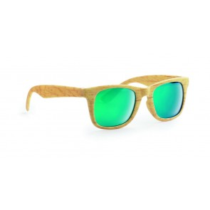 promotional wooden look sunglasses  MOB-MO9022