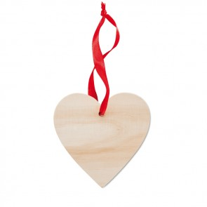 promotional wooheart heart shaped hangers MOB-MO9376