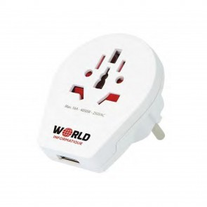 promotional world to europe usb BIC-9677
